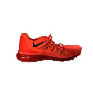Nike Air Max running shoes size 10